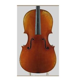 MASTER Sielam Ruggieri. Cello 4/4 ''1695 Rugieri'', opgezet in eigen atelier
