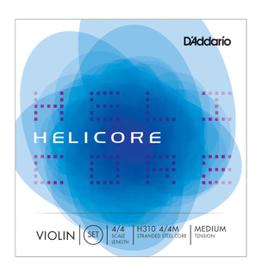 D'ADDARIO Helicore vioolsnaar, re (d-2), 4/4