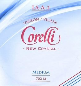 CORELLI new crystal, vioolsnaar, la (a-2), 4/4
