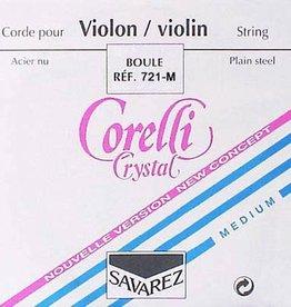 CORELLI new crystal, vioolsnaar, mi (e-1), ball
