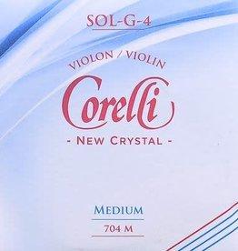 CORELLI new crystal, vioolsnaar, sol ( g-4), 4/4
