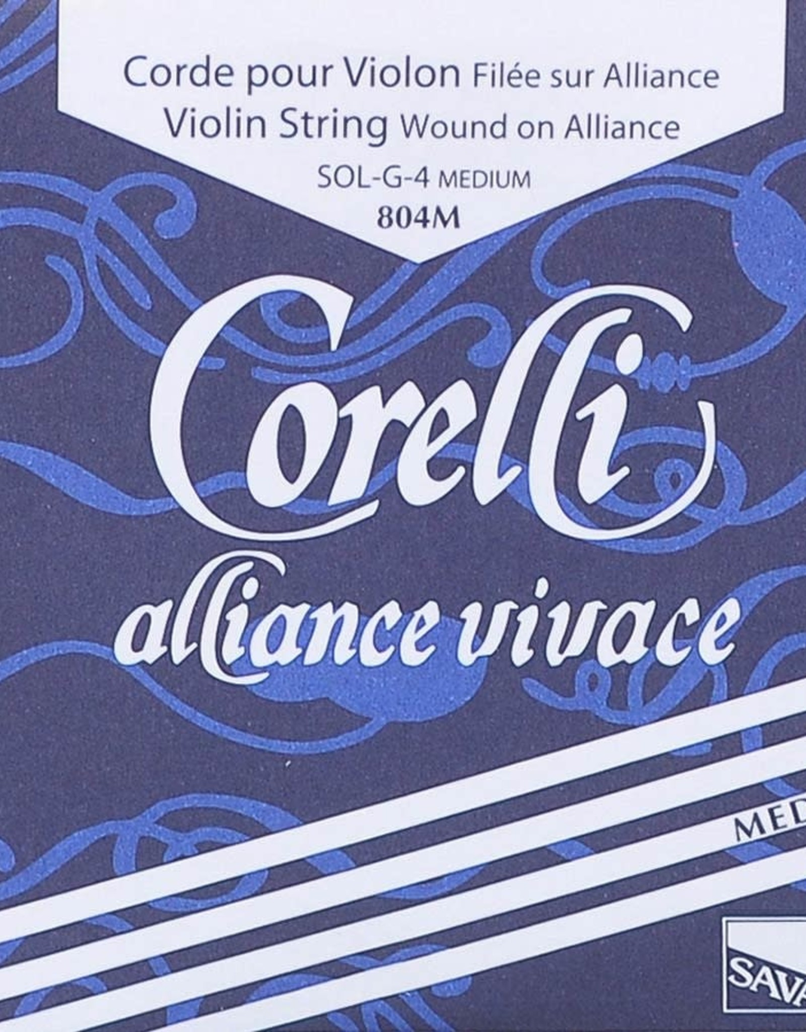 CORELLI Alliance vivace, vioolsnaar, sol (g-4), 4/4