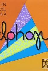 THOMASTIK Alphayue vioolsnaar, la (a-2), 1/8