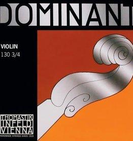THOMASTIK Dominant vioolsnaar, mi (e-1), 3/4