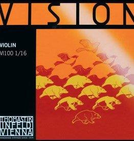 THOMASTIK Vision snarenset viool 1/16