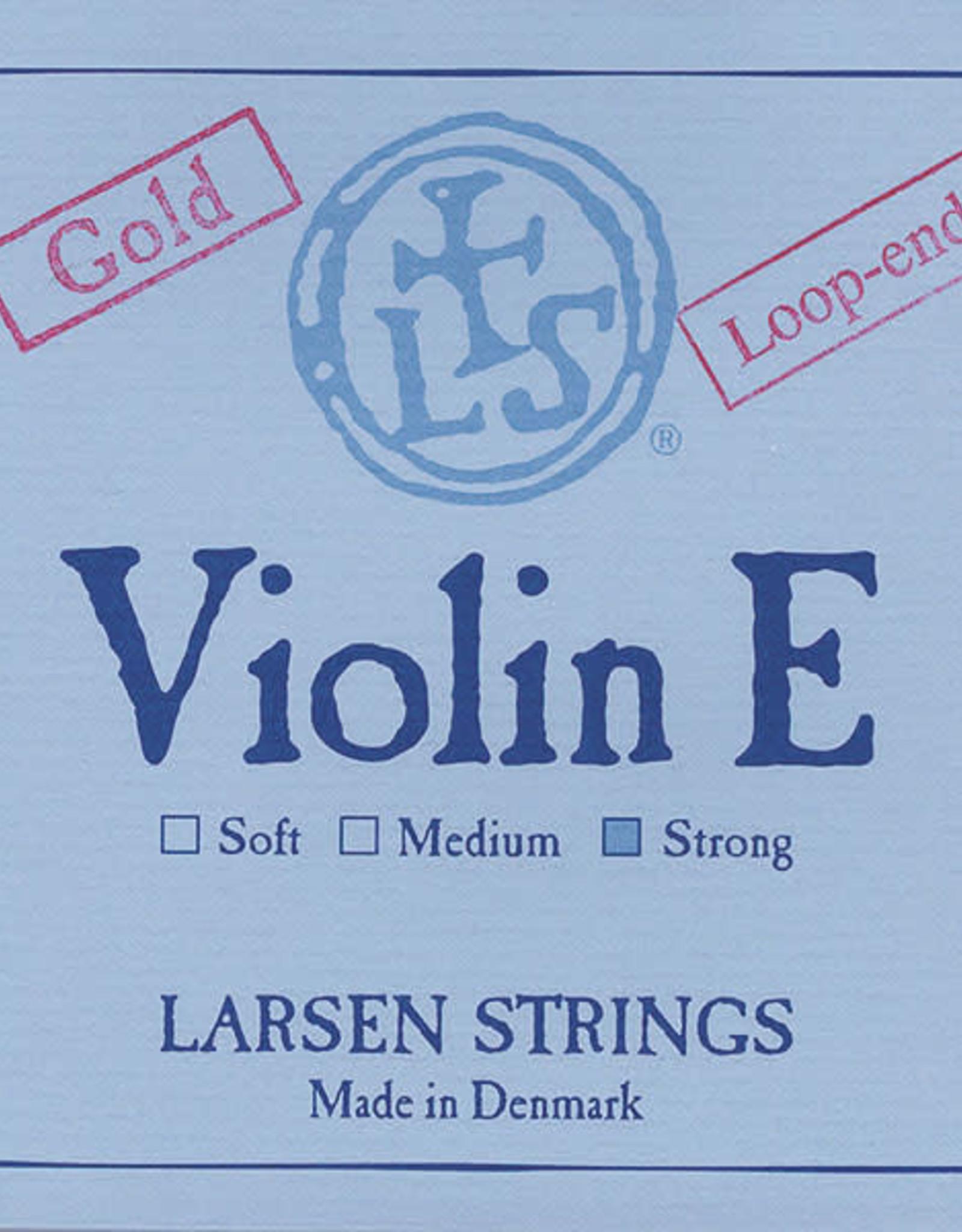 LARSEN vioolsnaar, mi (e-1) 4/4, Medium