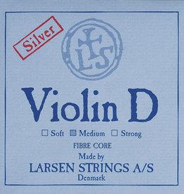 LARSEN vioolsnaar, re (d-3), 4/4, Medium