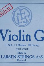 LARSEN vioolsnaar, sol (g-4), 4/4, Medium