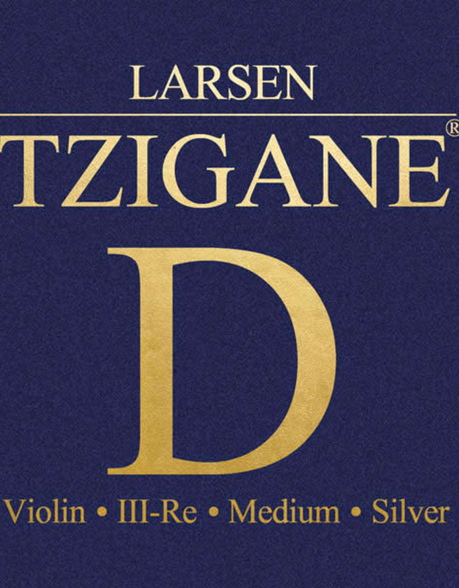LARSEN Tzigane vioolsnaar re (d-3)