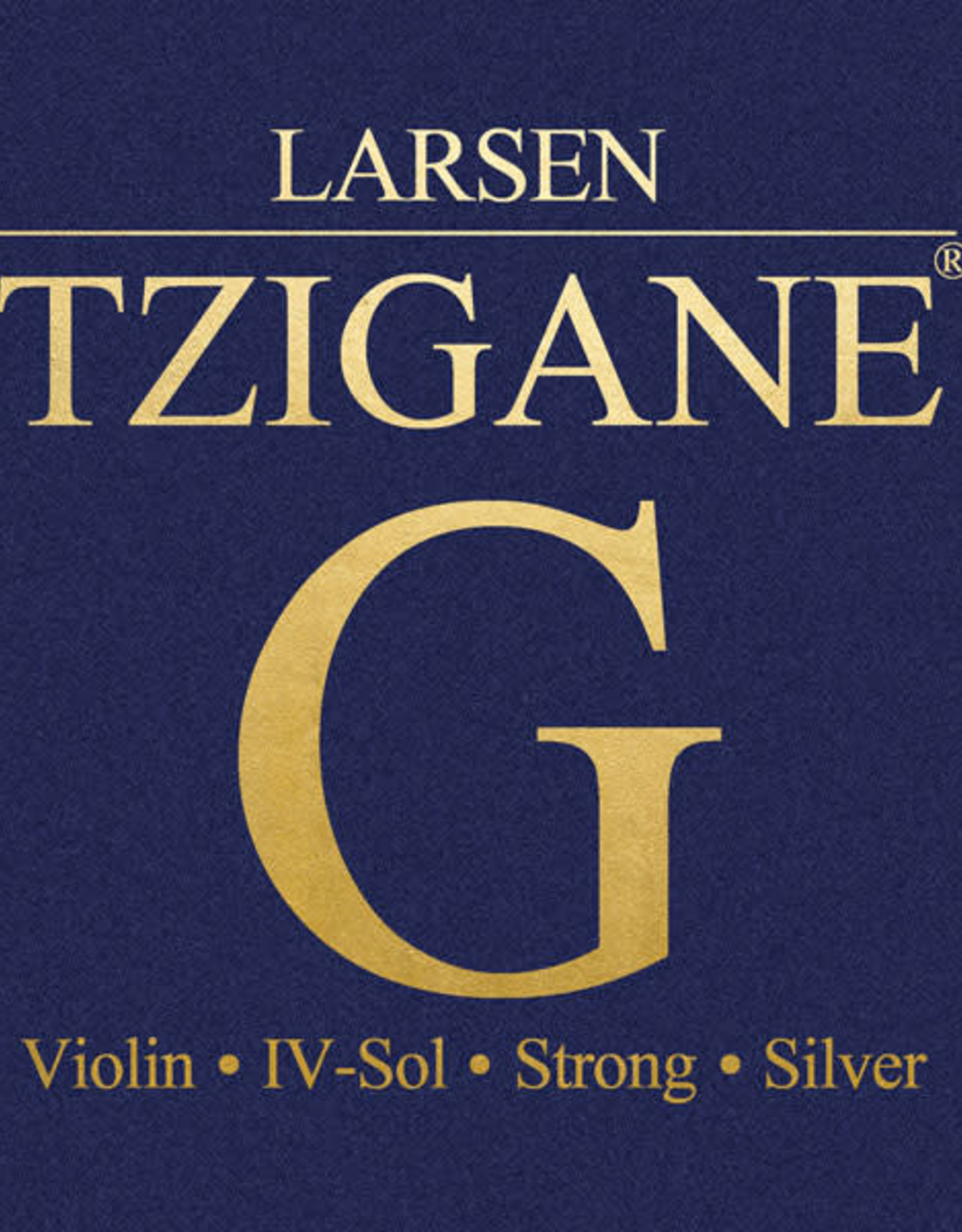 LARSEN Tzigane vioolsnaar sol (g-4)