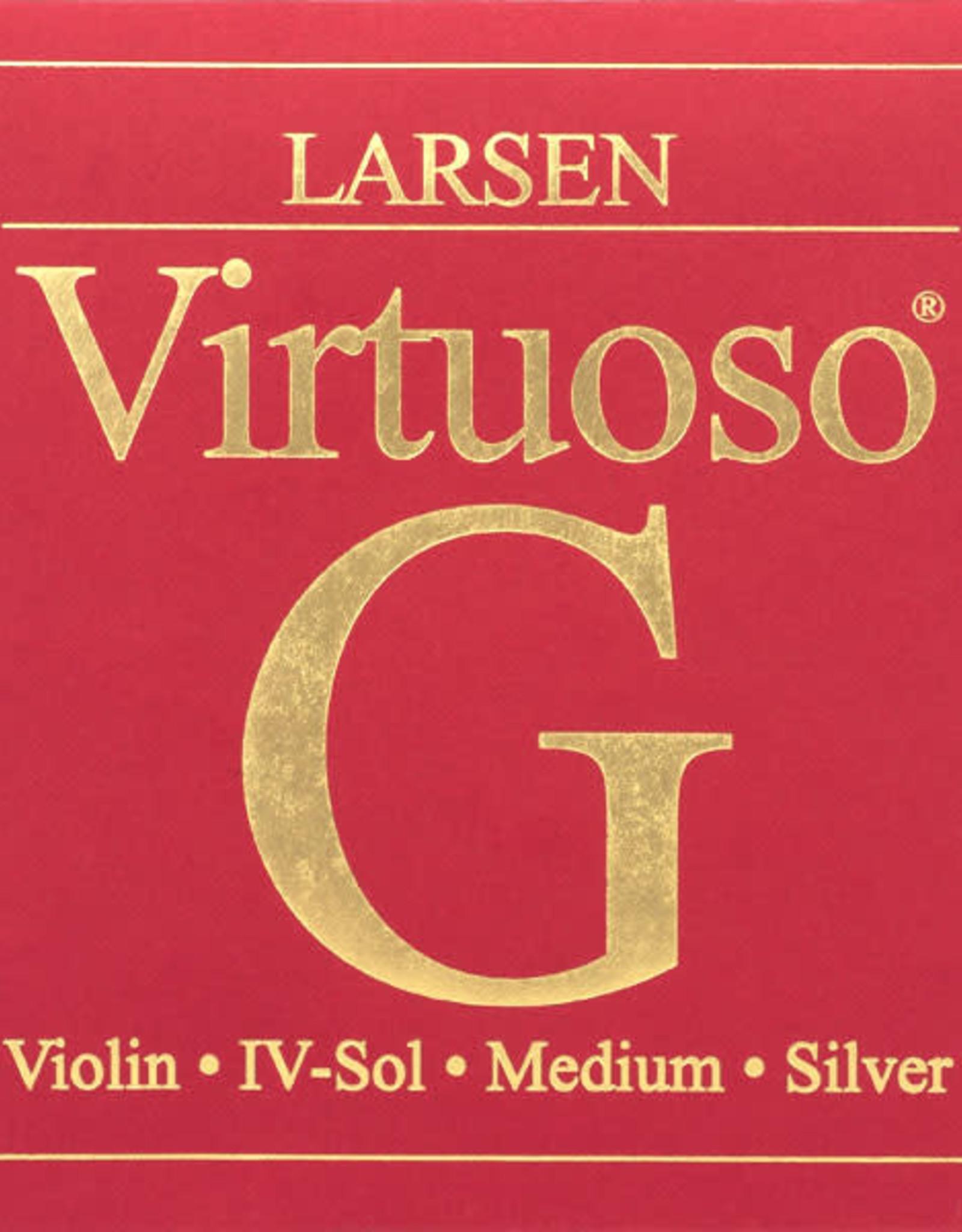 LARSEN Virtuoso vioolsnaar, sol (g-4)