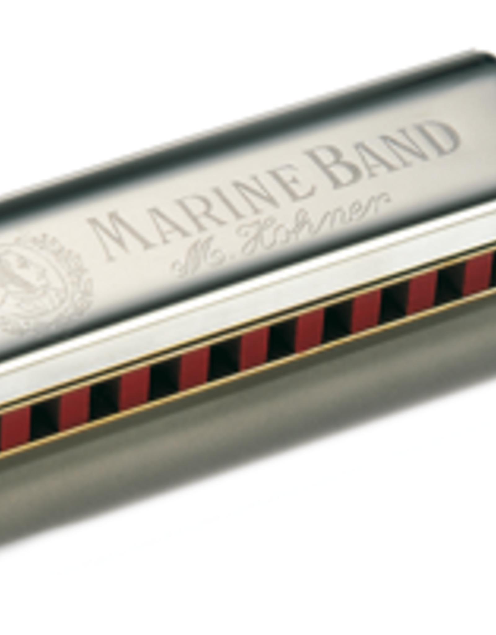 HOHNER Marine Band mondharmonica, C