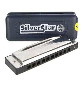 HOHNER Silverstar mondharmonica, C