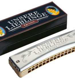 HOHNER Unsere Lieblinge (folk) harmonica, C