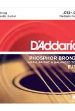 D'ADDARIO PB042 la/5 snaar akoestisch