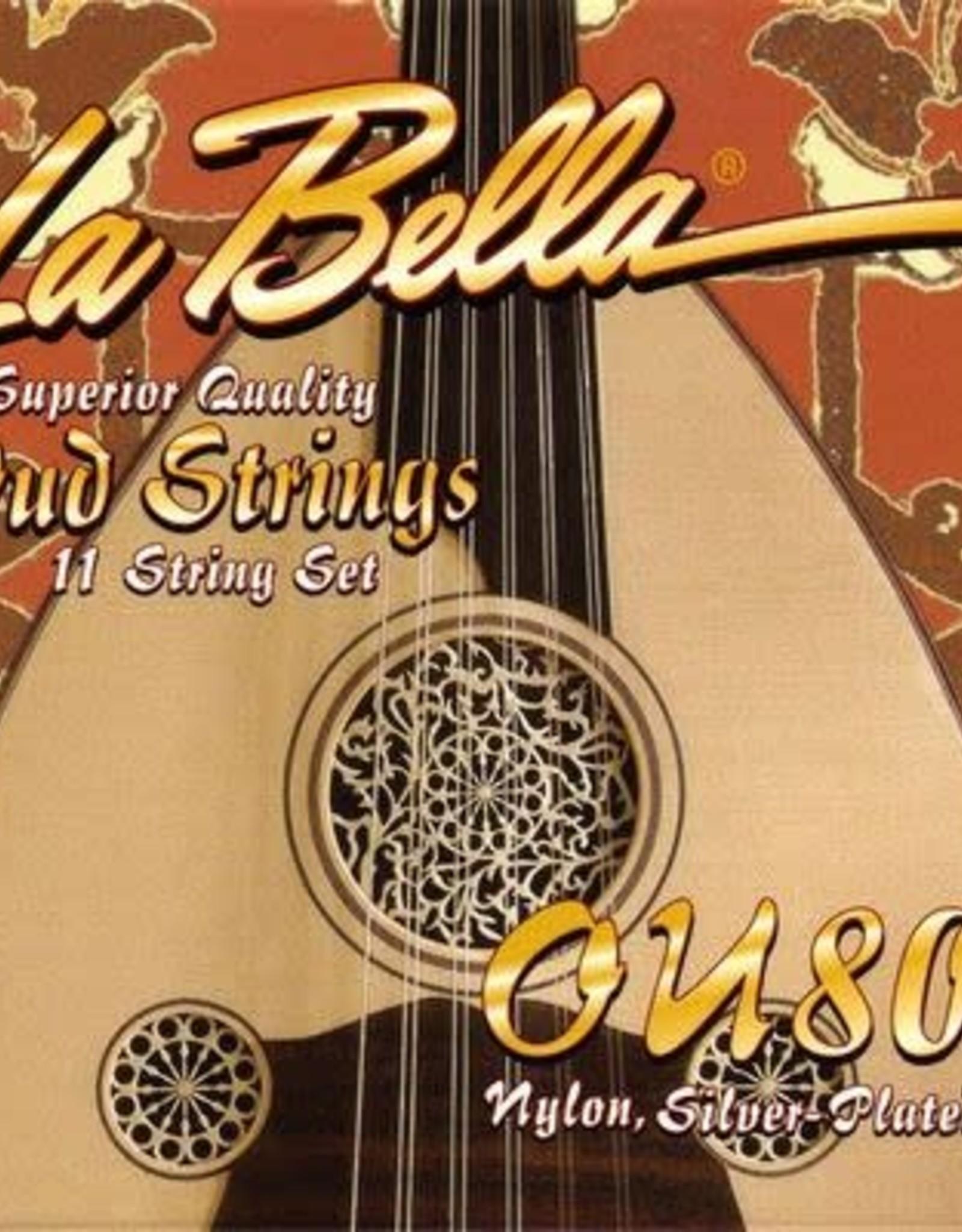 La Bella World Folk snarenset oud (11 snarig)