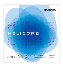 DADDARIO Helicore snaar voor altviool, re (D-2) 15 -16, medium, titanium