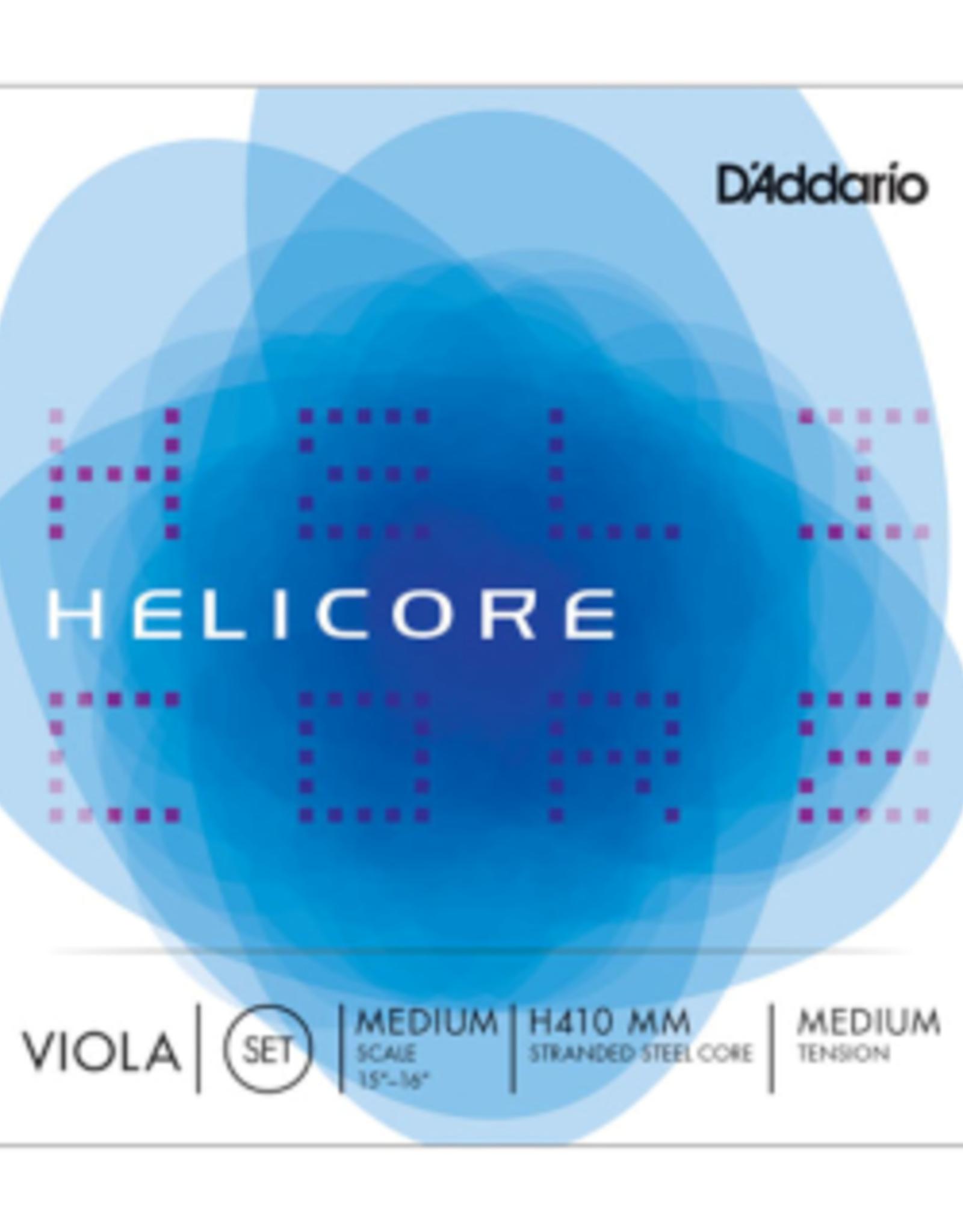 DADDARIO Helicore snaar voor altviool, sol (G-3) 15 -16 , medium, silver - art.