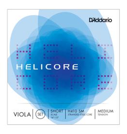 DADDARIO Helicore snaar voor altviool , sol (G-3) Short Scale (14-15), medium, silver
