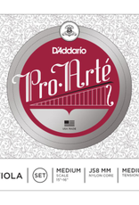 DADDARIO Pro Arte snaar voor altviool, sol (G-3) 14 -15, medium, silver - art. J5803-SM
