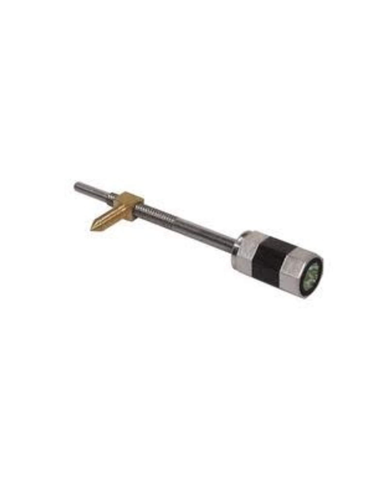 Slofmechaniek met knop voor viool strijkstok