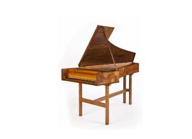 Klavecimbel - Spinet - Virginaal