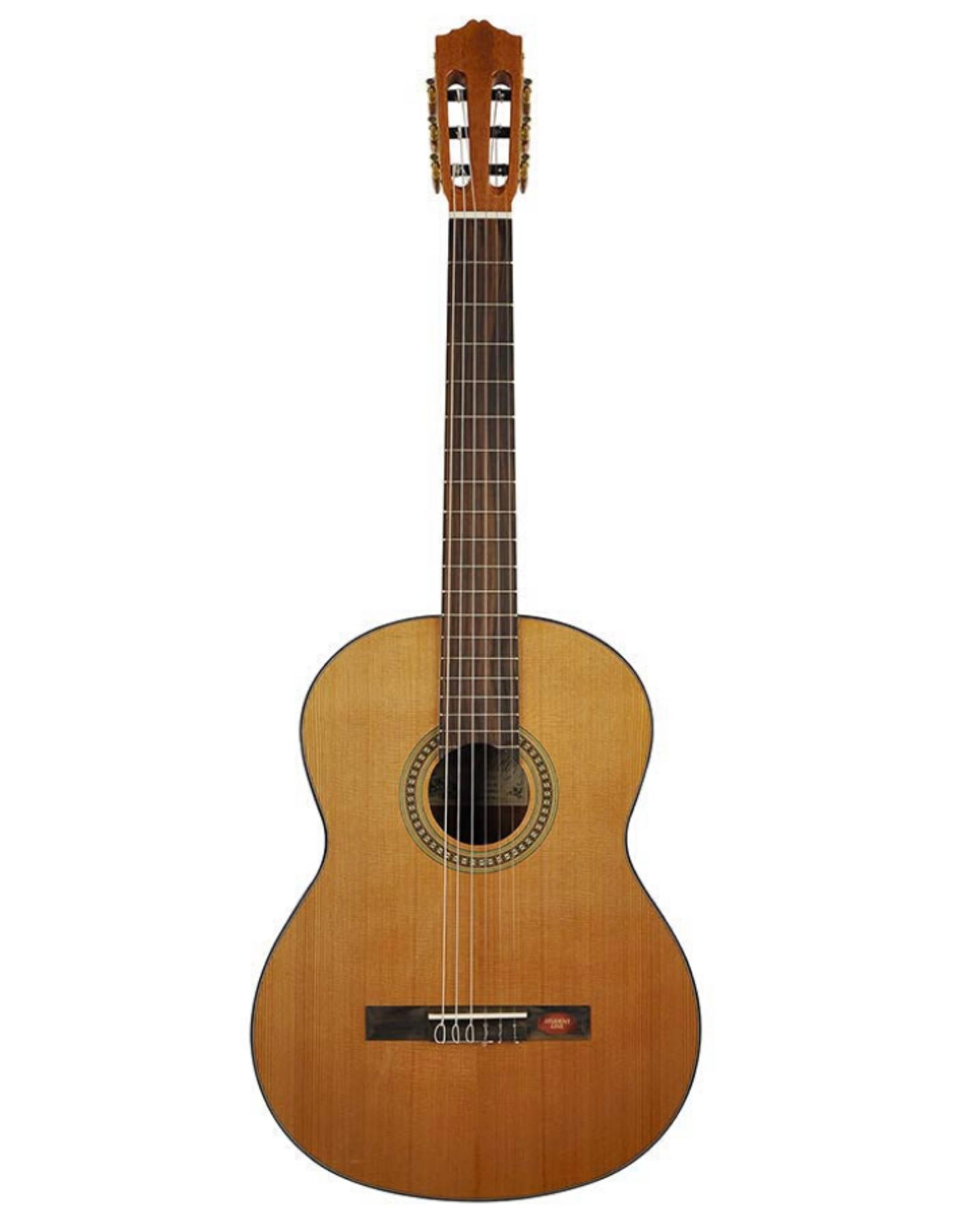 SALVADOR CORTEZ Student Series klassieke gitaar, 1/2 bambino