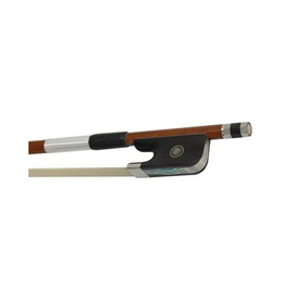 Basis strijkstok cello, 1/4, brazilwood, achthoekig