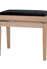Houten bank/stoel naturel