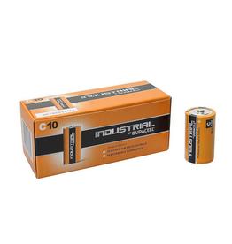 10-pack batterijen C-cell alkaline 1,5v