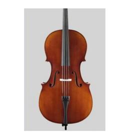 STARTER Sielam Plus Cello 4/4 antique-ebben toets en acc