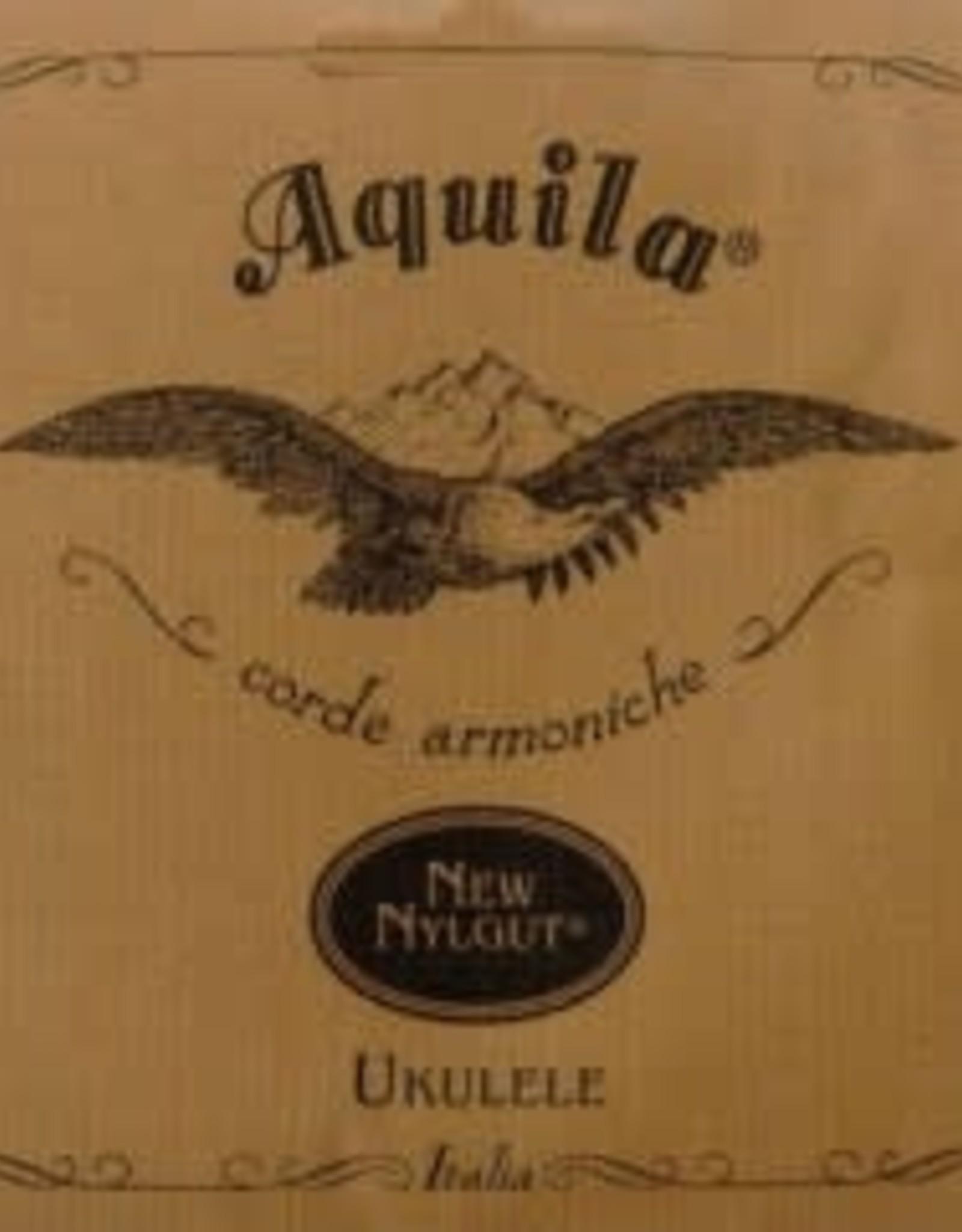 Aquila snarenset voor tenorukelele, regular tuning, g-c-e-a