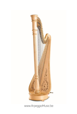 Lyon&Healy LYON  & HEALY Chicago Concert Grand Extended pedaalharp