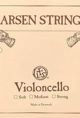 LARSEN cellosnaar, re (D-2), 4/4, Normal of Soloïst