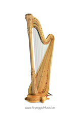 Lyon&Healy LYON  & HEALY Style 11 natural pedaalharp
