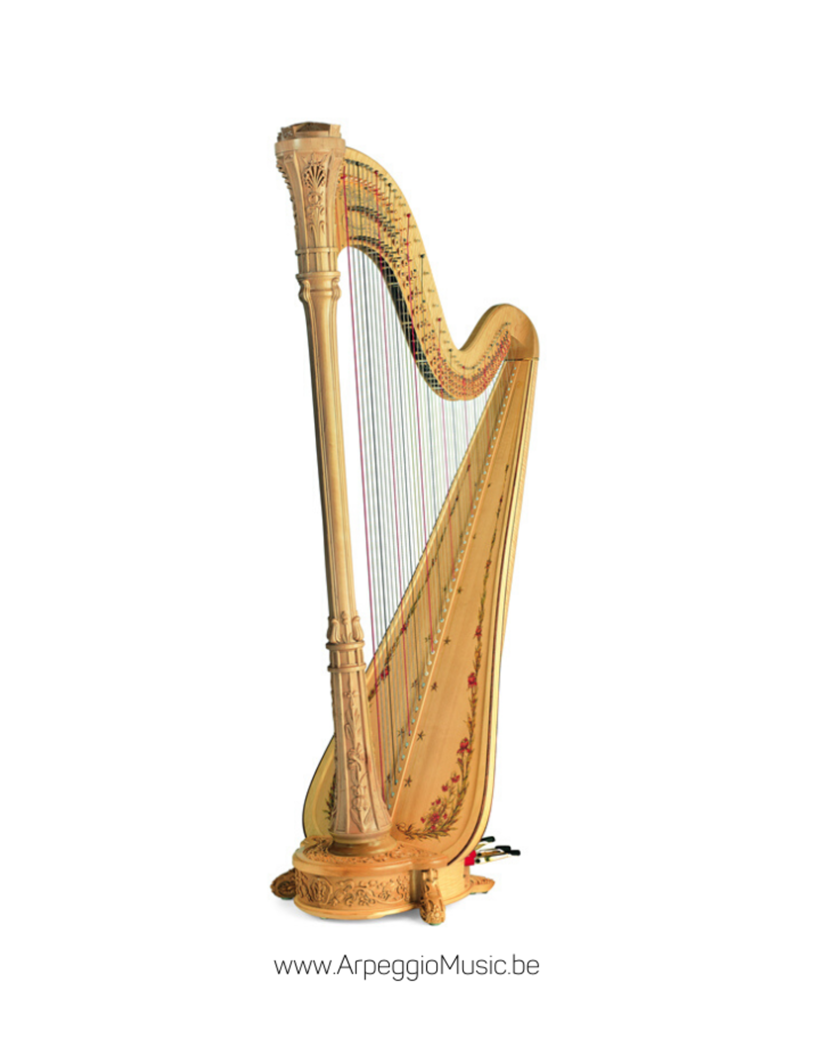 LYON  & HEALY Style 11 natural pedaalharp