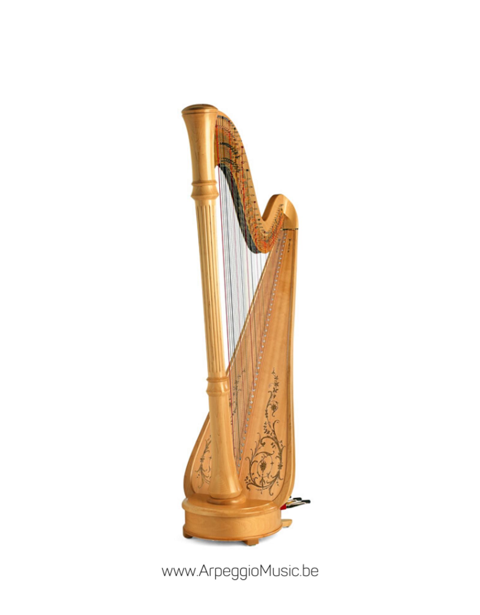 Lyon&Healy LYON  & HEALY Concertino Style 85 E pedaalharp