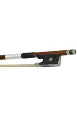 Basis strijkstok viool, verschillende maten, brazielhout, achthoekige stok
