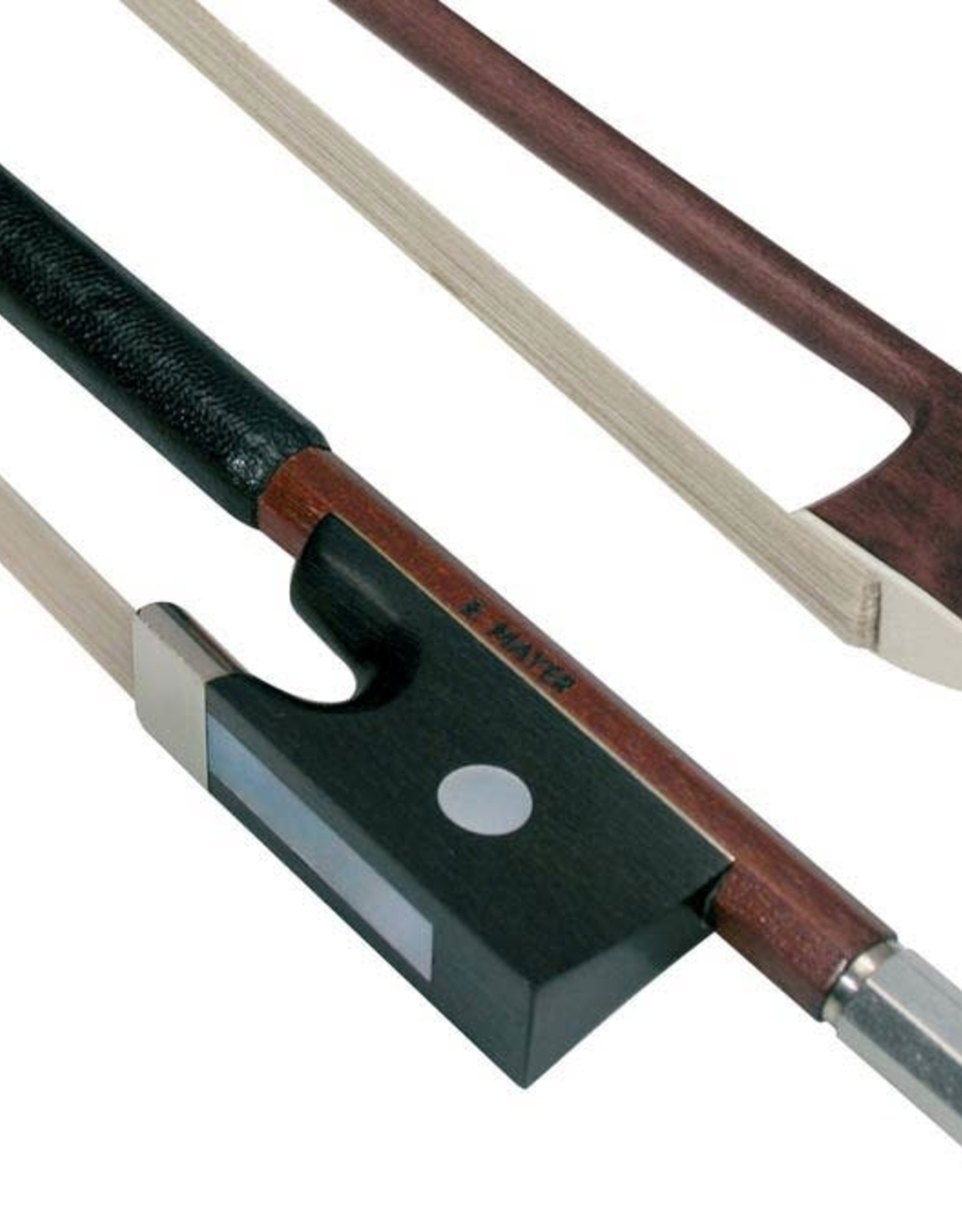 DORFLER DV6, strijkstok viool, verschillende maten, massaranduba, rond