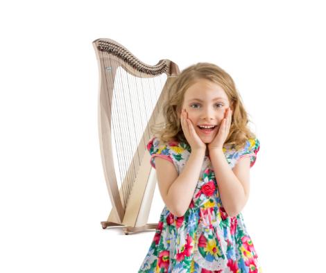 Een harp huren? Huurkopen? Of meteen kopen?