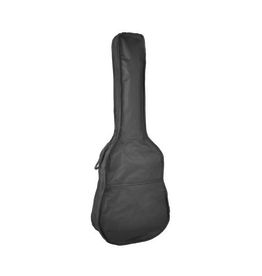 Draagtas voor klassieke gitaar, ongevoerd