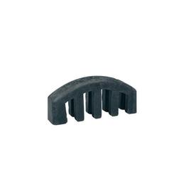 altviool demper, ultra model, high density rubber, made in USA