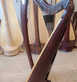 LYON&HEALY Ogden Mahogany - tweedehands harp -  prijs op aanvraag