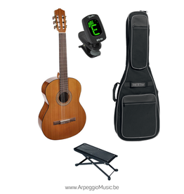 gitaarpakket massief top cc-22 4/4