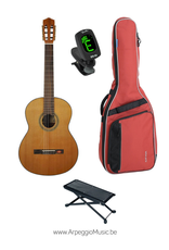gitaarpakket  student cc-10 1/2 (bambino)