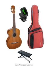 gitaarpakket massief top cc-22 3/4 (junior)
