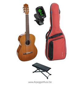 gitaarpakket massief top cc-22 1/2 (bambino)