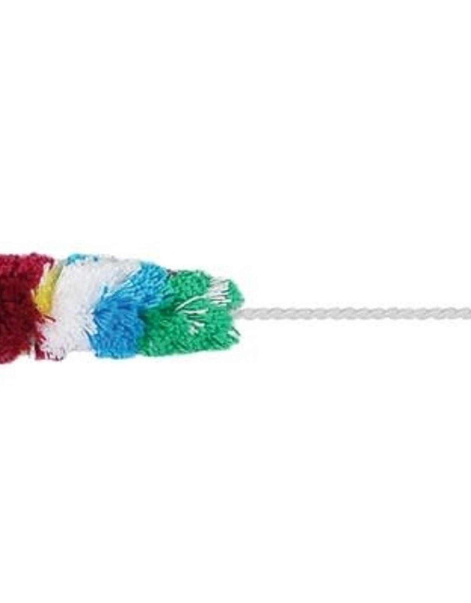 Alto recorder swab, 10 cm. micro-fiber swab with coated wire handle - art. HL-1450