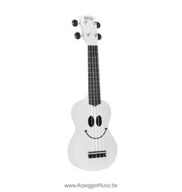 MAHALO ukulele, with bag, smile WIT