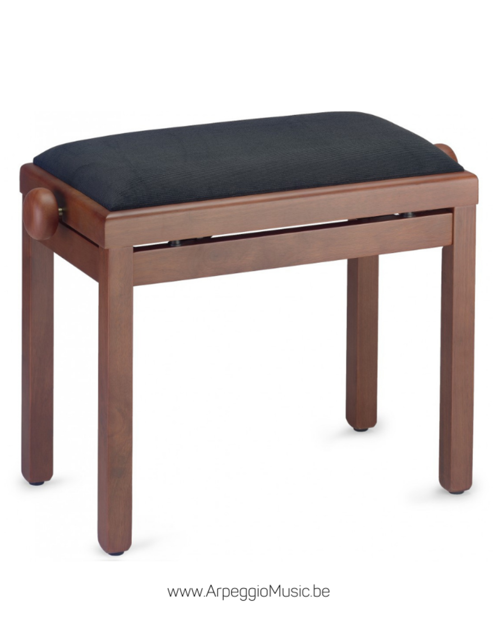 stagg Houten bank/stoel mahonie *
